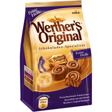 Storck Werther's Original Milk Chocolate 5.40 oz