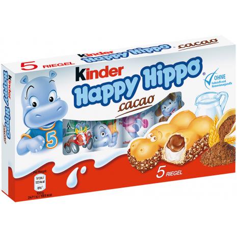 Ferrero Kinder Happy Hippo Cacao