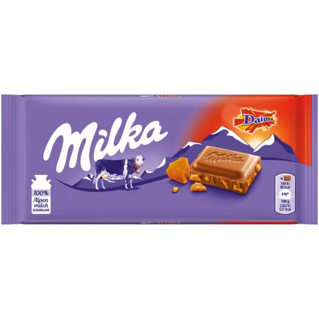 Milka & Daim 3.53 oz