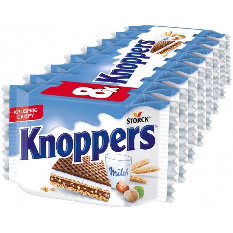 Storck Knoppers 8-Pack
