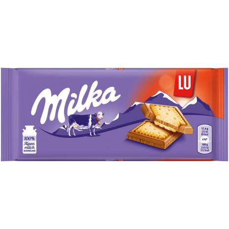 Milka & LU Cookies 3.07 oz