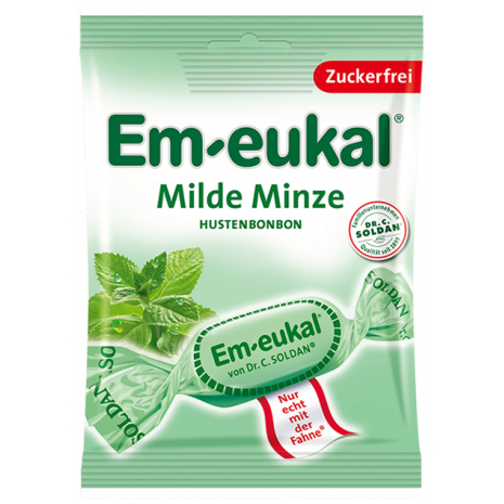 Em-eukal Mild Mint Sugar-Free 2.65 oz