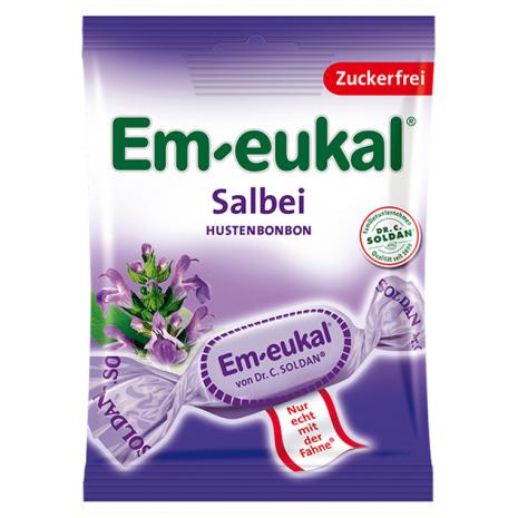 Em-eukal Sage Sugar-Free 75g