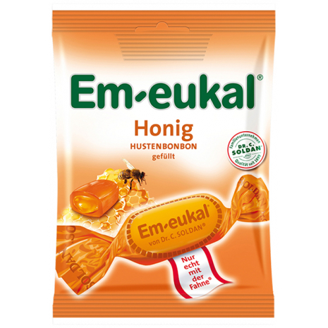 Em-eukal Honey 2.65 oz