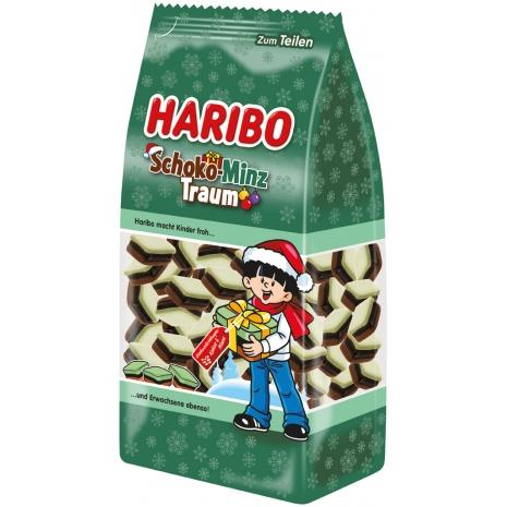 Haribo Chocolate-Mint Dream 10.6 oz