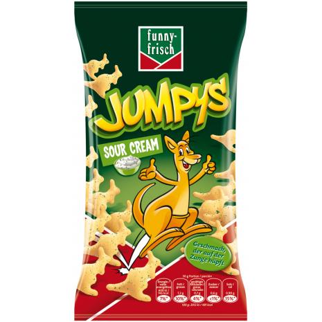 funny-frisch Jumpys Sour Cream 2.65 oz