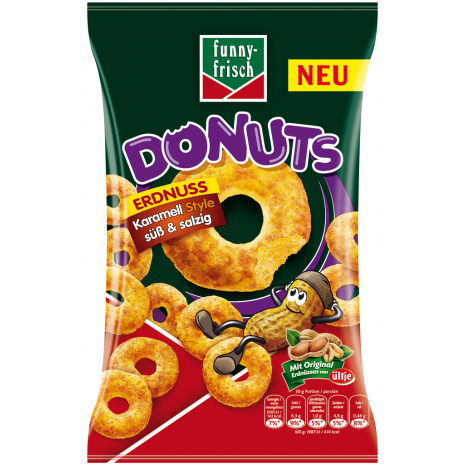 funny-frisch Donuts 3.88 oz