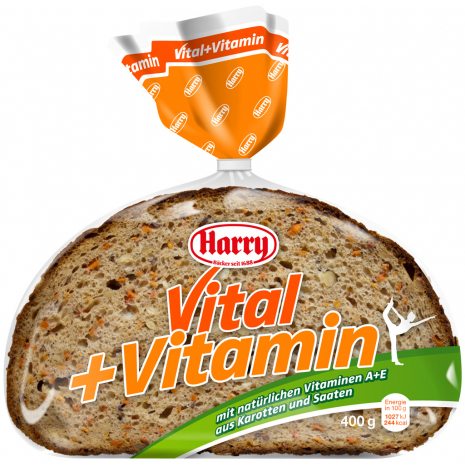 Harry Vital + Vitamin 14.1 oz