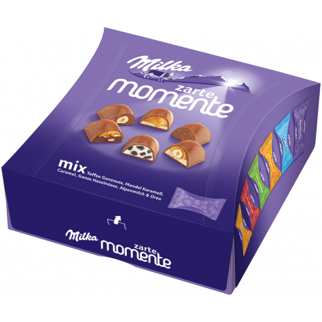 Milka Tender Moments Mix 5.96 oz