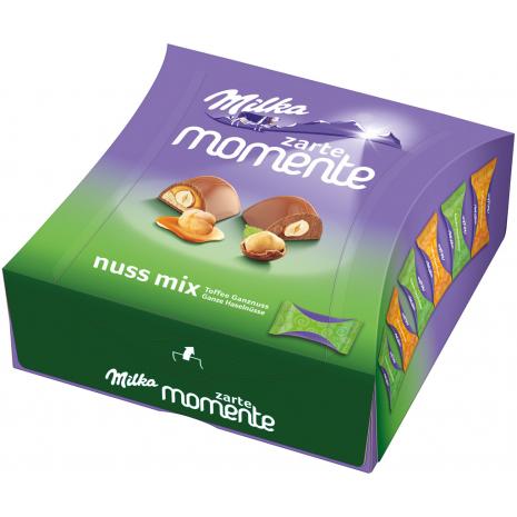 Milka Tender Moments Hazelnut Mix 5.96 oz