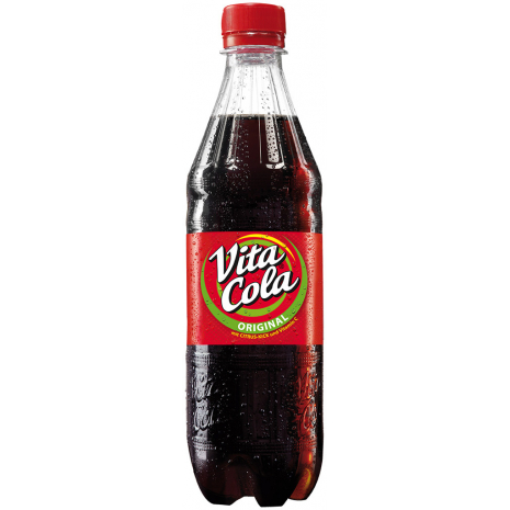 Vita Cola 0.5L PET Bottle