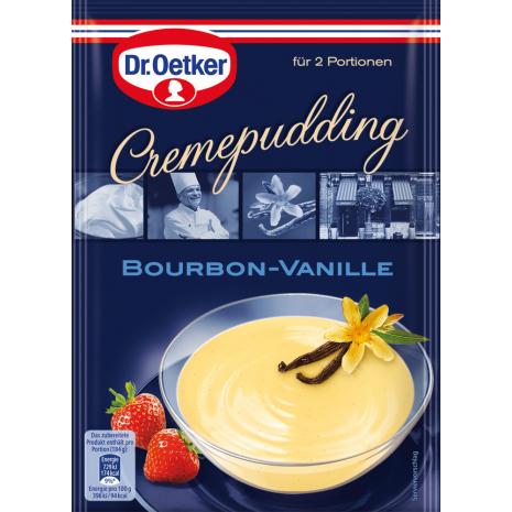 Dr. Oetker Chocolateria Creamy Pudding Bourbon-Vanilla