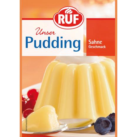 Ruf Cream Pudding 3-Pack