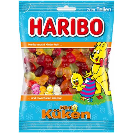 Haribo Mini Chicks 7.05 oz Bag