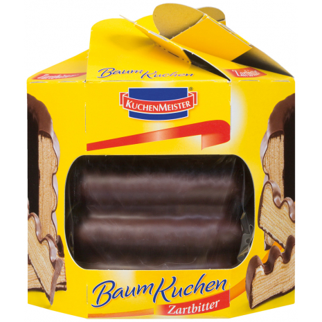 Kuchenmeister Baumkuchen Dark Chocolate 10.6 oz
