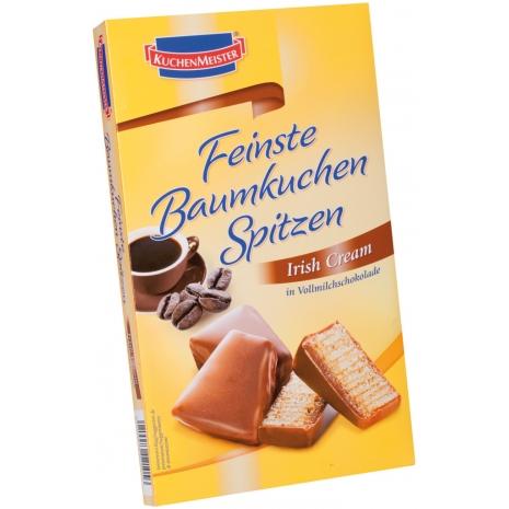 Kuchenmeister Baumkuchen Bites Irish Cream 4.41 oz