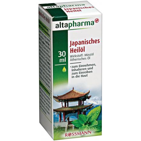 Altapharma Japanese Mint Oil 1 fl oz