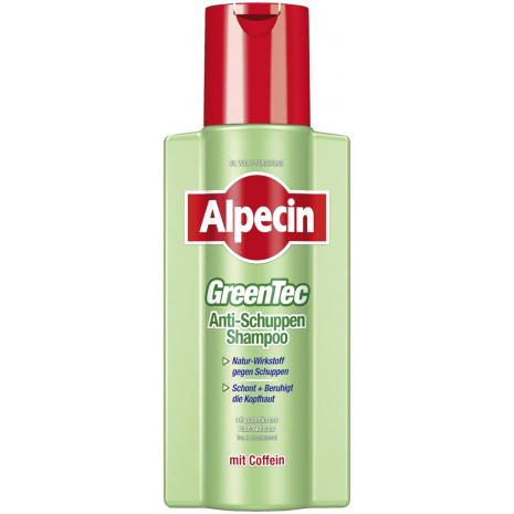 Alpecin GreenTec Anti-Dandruff Shampoo