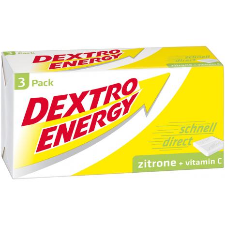 Dextro Energy Citrus 3-Pack