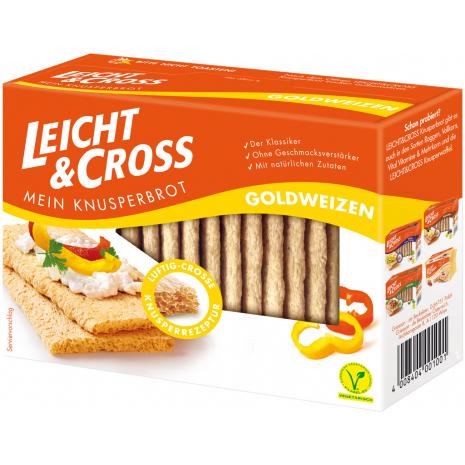 De Beukelaer Leicht & Cross Golden Wheat 4.41 oz