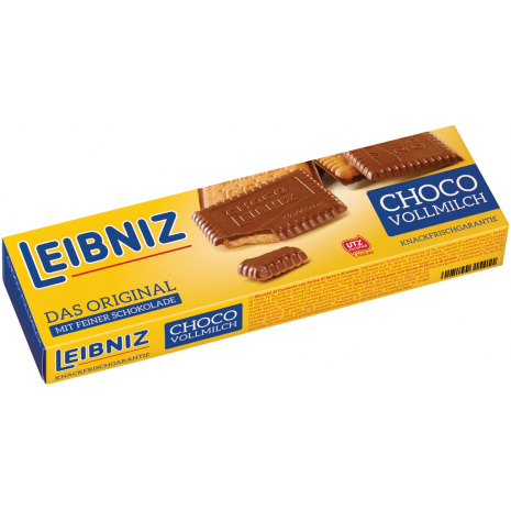 Leibniz Choco Milk Chocolate 4.41 oz