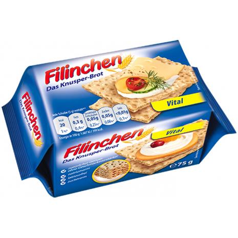 Filinchen Crispbread Vital 2.65 oz