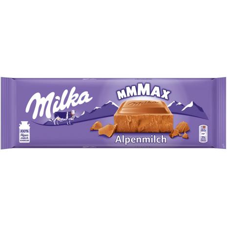 Milka Alpine Milk Chocolate 9.52 oz