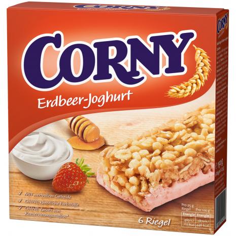 Corny Strawberry-Yogurt 5.29 oz