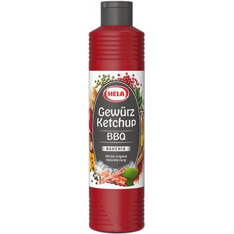 Hela Spice Ketchup BBQ With Smoky Flavor 27.1 fl.oz