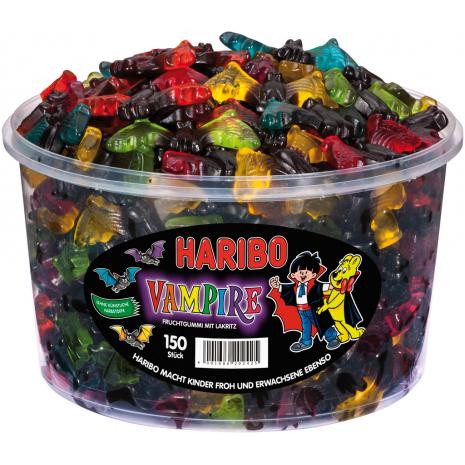 Haribo Vampires 2.65 lbs Tub