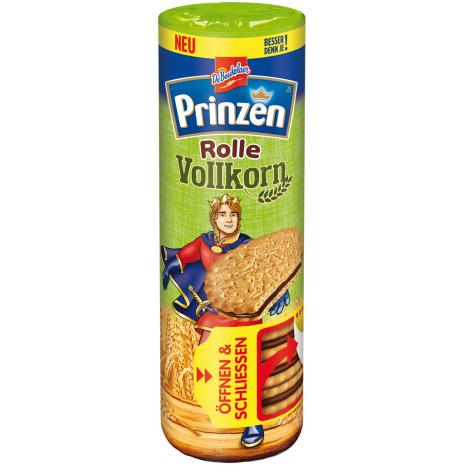 De Beukelaer Prinzen-Rolle Whole Grain 12.4 oz