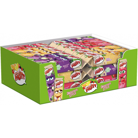 Fritt Smoothie Style, 30 Single Packs, Counter Display