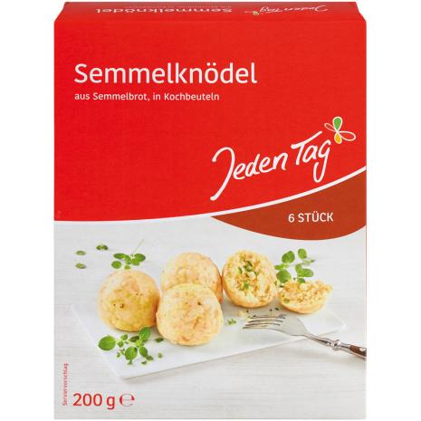 Jeden Tag 6 Bread Dumplings 7.05 oz