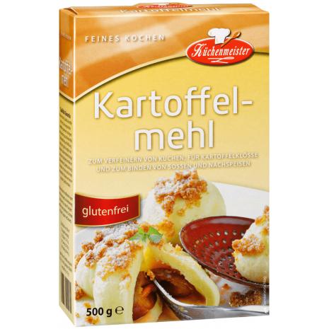 Kuechenmeister Potato Flour 17.6 oz