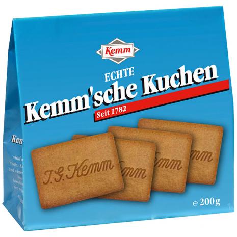 Kemm'sche Kuchen Cookies 7.05 oz
