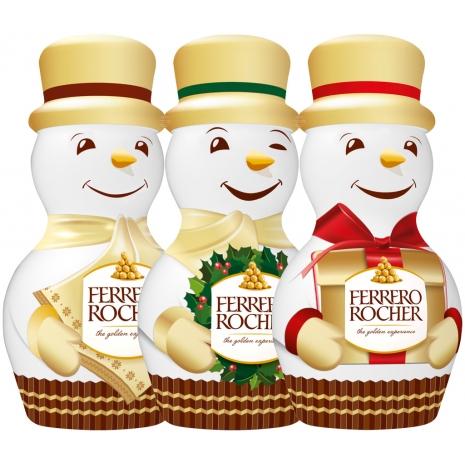 Ferrero Rocher Snowman 3.17 oz