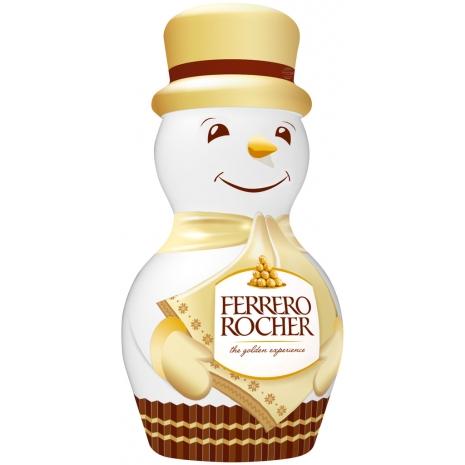 Ferrero Rocher Snowman Design 1