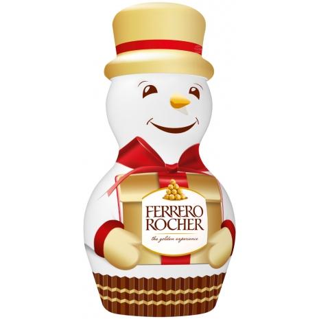 Ferrero Rocher Snowman Design 3