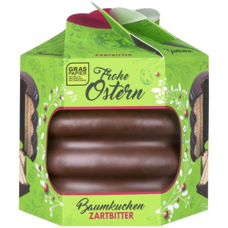 Kuchenmeister Baumkuchen Dark Chocolate Easter Edition 10.6 oz