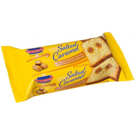 Kuchenmeister Salted Caramel Cake 14.1 oz