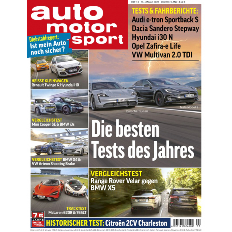Auto Motor and Sport