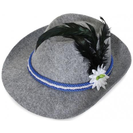 Alpine Hat Edelweiss 60 cm / 24 inches