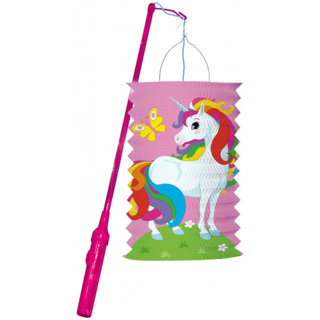 "Riethmueller Lantern Kit ""Unicorn"" For Toddlers"