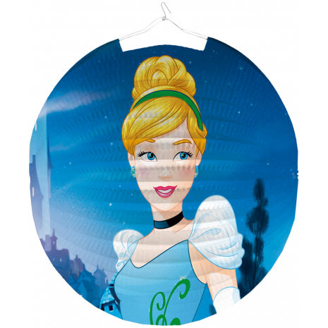 "Riethmueller Lantern ""Disney's Princess"" Ø 25 cm / 9.8 inches"