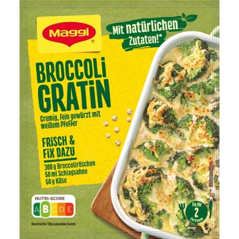 Maggi Fix for Broccoli Gratin