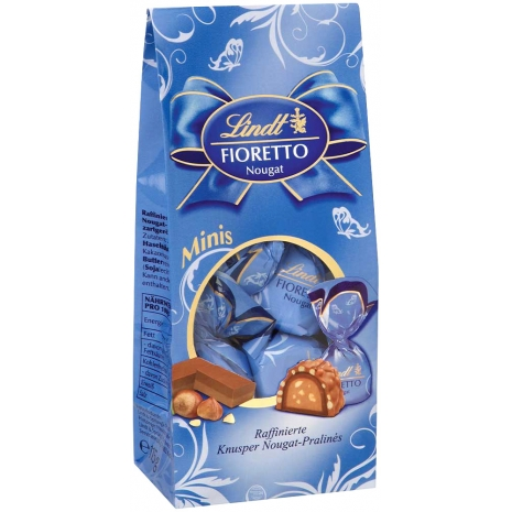 Lindt Fioretto Minis Nougat 4.06 oz