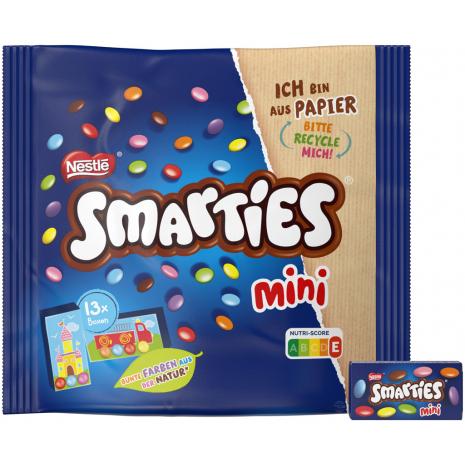 Nestlé Smarties Mini 6.60 oz Bag