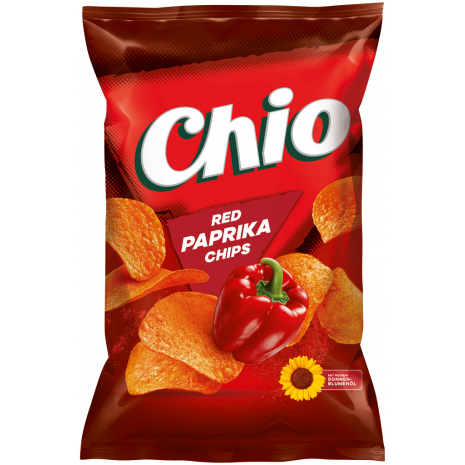 Chio Chips Red Paprika 6.17 oz