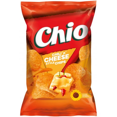 Chio Chips Chili 'n' Cheese Style 6.17 oz