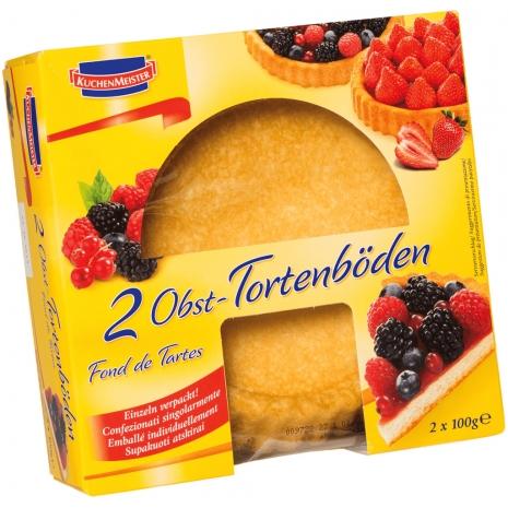 Kuchenmeister Fruit Cake Bases 2-Pack